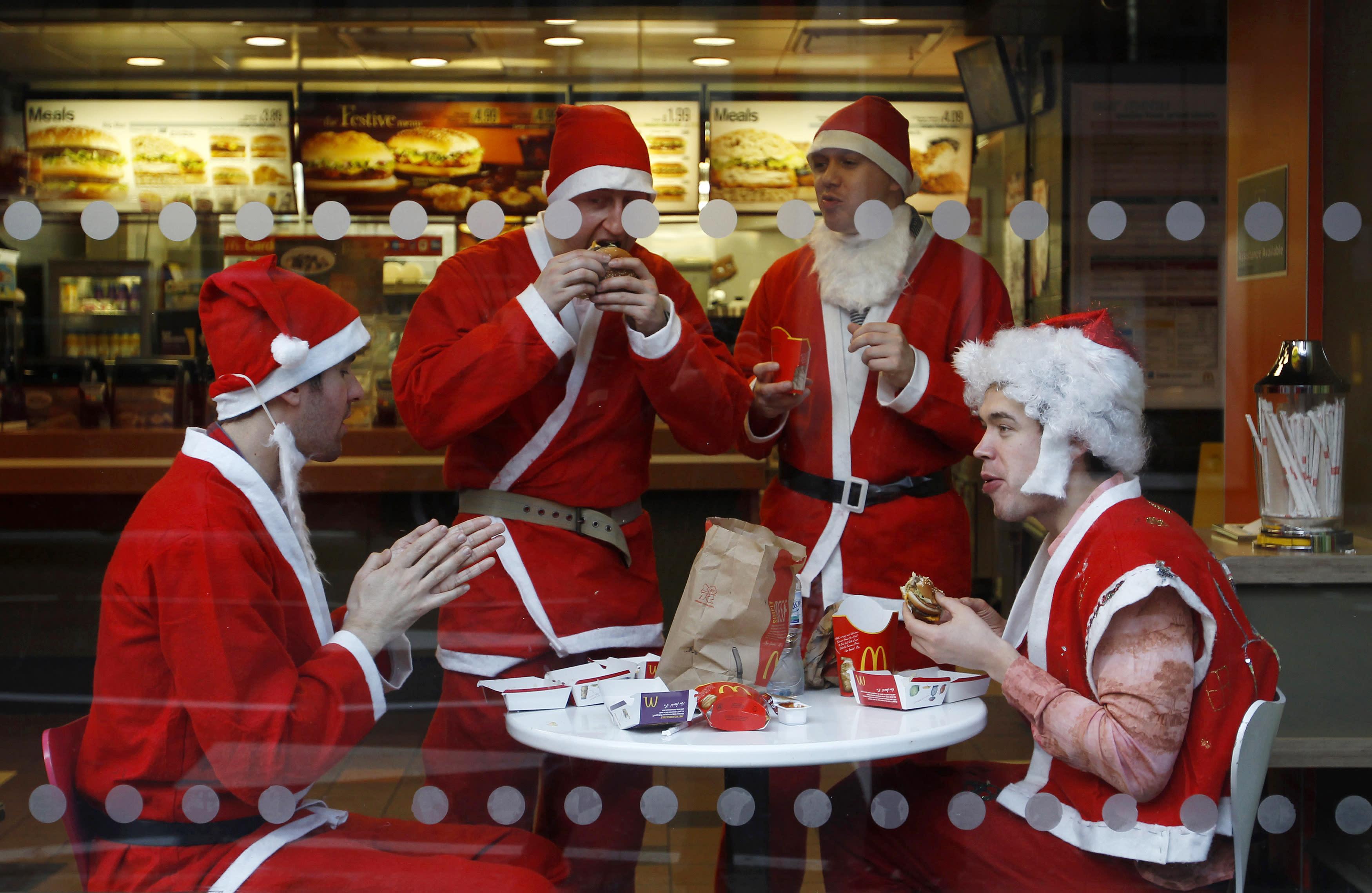 Restaurants Open On Christmas Eve 2017
