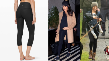 Meghan Markle's favorite Lululemon leggings are on sale right now