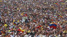 Así cantaron decenas de artistas por Venezuela en la ciudad colombiana de Cúcuta