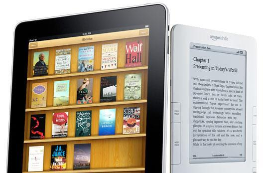 iPad or Kindle: will our wallets decide?