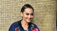 Sonakshi Sinha steps out in style for Akira!