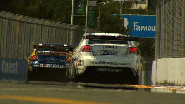 GC600 fires up on Surfers Paradise
