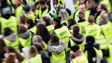 Der Tarifstreit zwischen Lufthansa und UFO eskaliert erneut