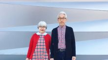This wonderful Japanese couple wear matching outfits every single day