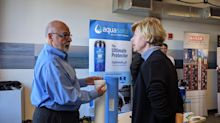U.S. Sen. Tammy Baldwin met with the Water Council to discuss water technology