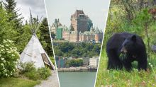 Want a holiday with a difference? Give the Canadian Province of Quebec a try