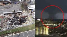 'It hit so fast': Tornadoes rip through town killing at least 22 people