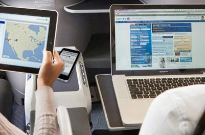 United activates ViaSat's blazing-fast satellite WiFi on select 737s