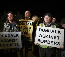 The Latest: EU says Brexit negotiations plowing on