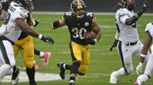 New Cardinals RB James Conner sees similarities between him, Chase Edmonds