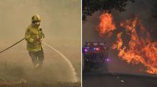 'It's not over yet': 150,000 hectares burn as Queensland braces for firestorm