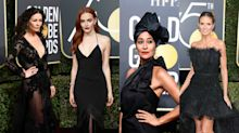 VOTE: Who was the best dressed actress at the 2018 Golden Globes?