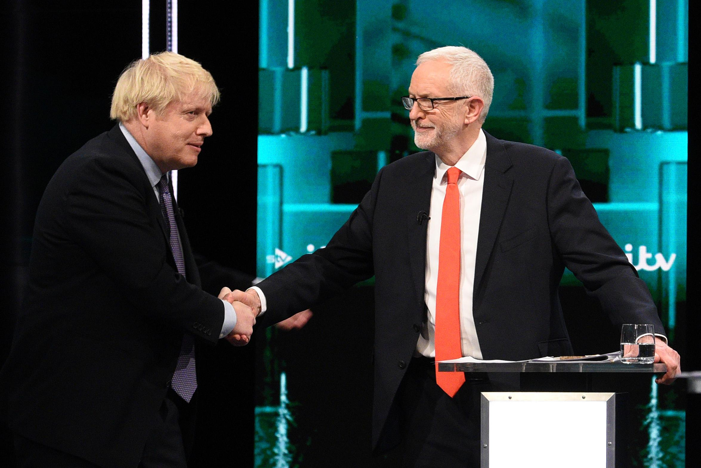 Here's what the audience really thought of Boris Johnson after the leaders' debate