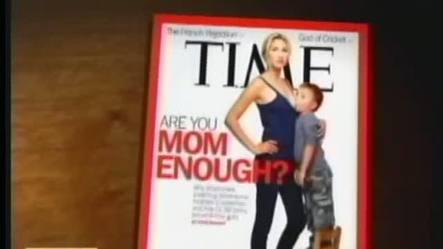 Local Parents Speak Out Over Time Magazine's Controversial P