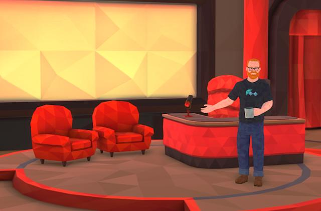 Tech journalist Will Smith launches a talk show in VR