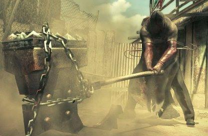 Resident Evil 5 demo now infects XBLM worldwide