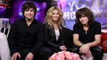 The Band Perry on Southern Slang and Sibling Rivalry