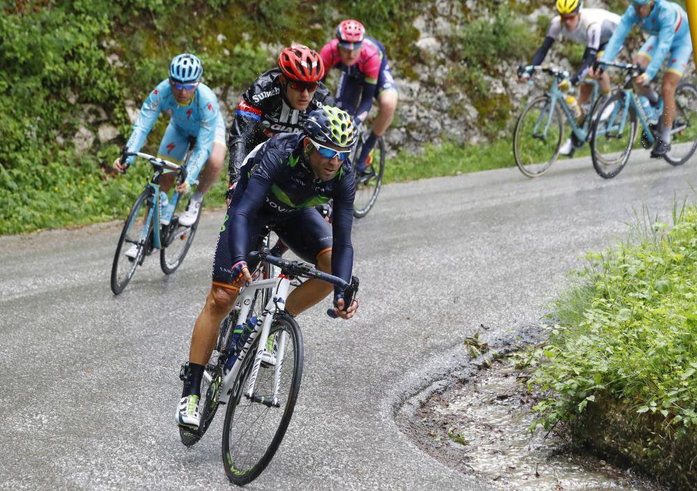 Giro 2017: Le classement du meilleur descendeur annulé