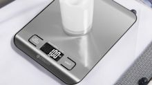 Amazon's #1 bestselling digital kitchen scale is on sale for just $6