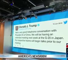 Kudlow reacts to Dow surging after Trump teases China meeting at G20
