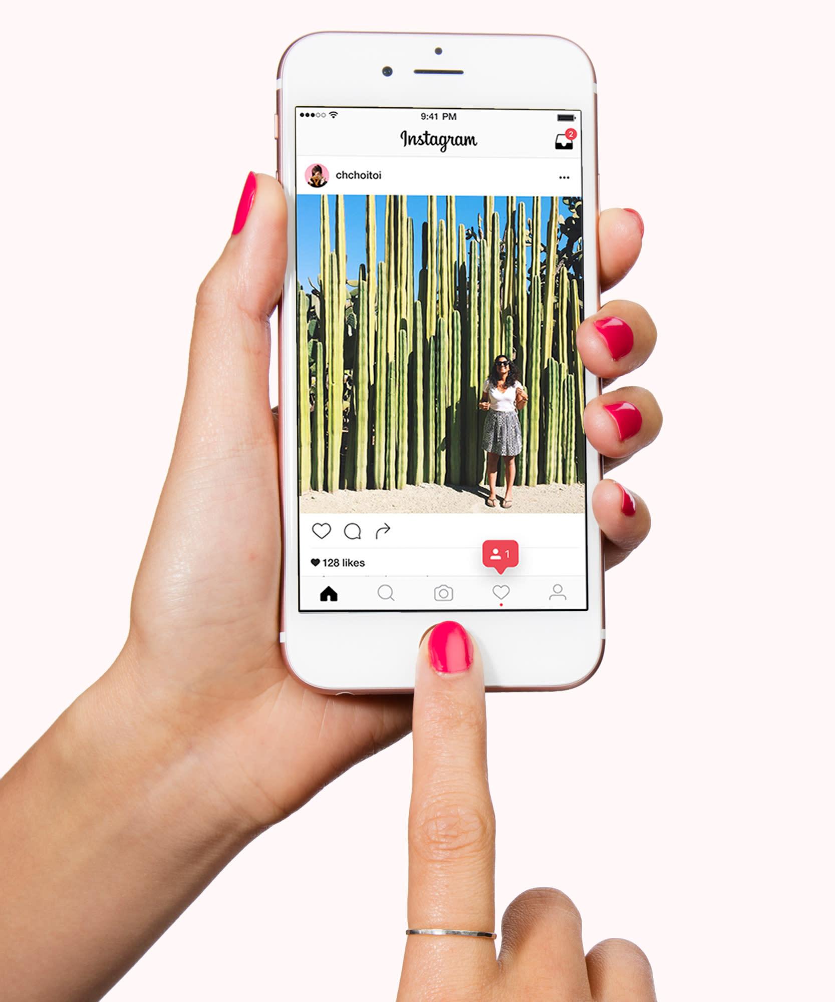 как загружать фотографии в инстаграм со смартфона успеешь