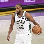 Khris Middleton to join James Harden, Kevin Durant on Team USA's growing roster