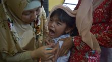 Vaccination levels falling during pandemic, UN warns