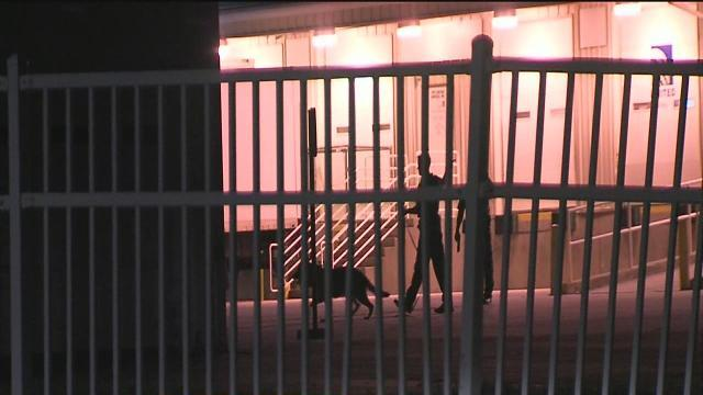 Police: Three arrested with stolen cars and loot after a motel standoff and a high-speed chase