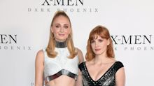 Sophie Turner And Jessica Chastain Vow Not To Work In States With Abortion Bans