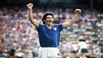 Memorable Moments: Italy's Paolo Rossi knocks Brazil out of competition with hat trick performance