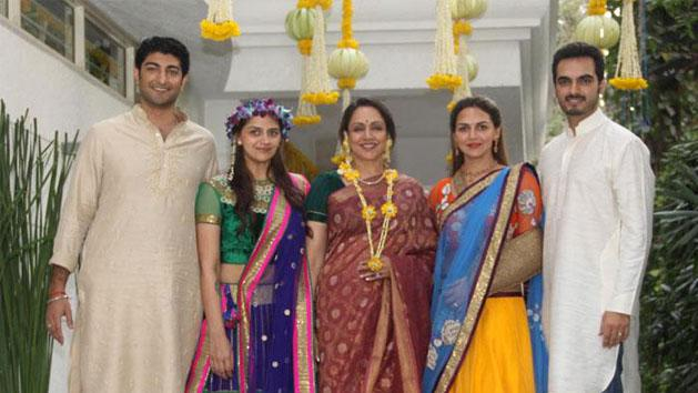 Ahana Deol's pre wedding bash
