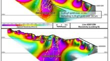 /R E P E A T -- Barrian Mining defines +1 km geophysical anomaly and identifies new high priority drill targets at the Bolo Gold Property/