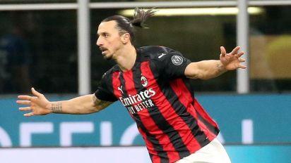Ibrahimovic se apunta al 'club de los 40'