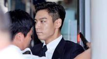 BIGBANG's T.O.P gets 10 months suspended jail sentence for smoking marijuana