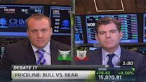 Priceline: Bull vs. bear