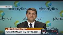 Storm puts retailers in great position: Pro
