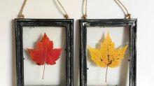 Manualidades para decorar tu casa este otoño-invierno