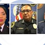 3 of America's top police chiefs react to protests