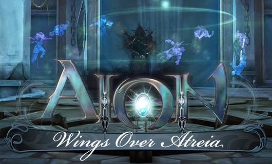 Wings Over Atreia: Support the war effort and reap the spoils in Aion