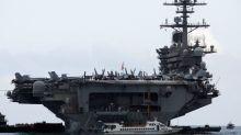Exclusive: U.S. Navy expected to relieve commander of coronavirus-stricken aircraft carrier
