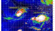 IMD says low-pressure area near western coast will develop into cyclonic storm in next two days; rainfall likely in Maharashtra, Gujarat