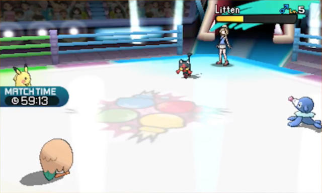 'Pokémon Sun and Moon' will offer four-player battle royales