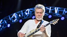 Eddie Van Halen, legendary guitarist, dies at 65
