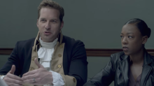 Kristen Bell, Joel McHale and more mock 'Castle'-like TV in 'Ryan Hansen Solves Crimes on Television' trailer