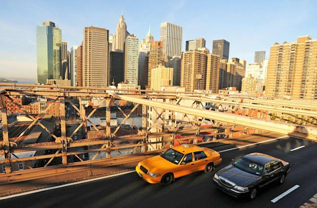 Uber and Lyft stop accepting new drivers in NYC