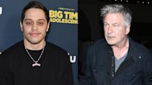 How Pete Davidson tricked Alec Baldwin into losing 100 pounds