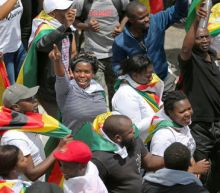 Party set to sack Mugabe, Zimbabweans celebrate expected downfall