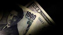 Yen continúa desplome hasta mínimo de 10 meses, dólar avanza con fuerza