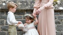 Confirmados os papéis do Príncipe George e da Princesa Charlotte na cerimônia de casamento real