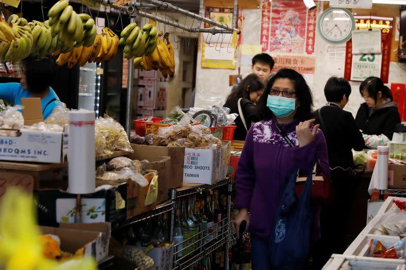 San Francisco declares 'state of emergency' over coronavirus